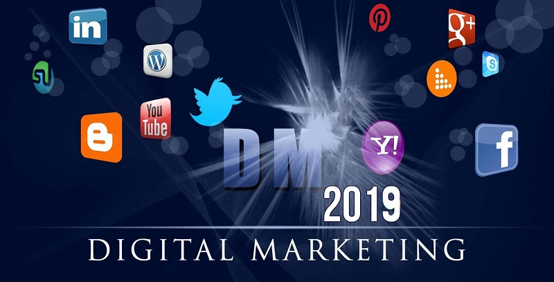 8 digital marketing trends to follow in 2019