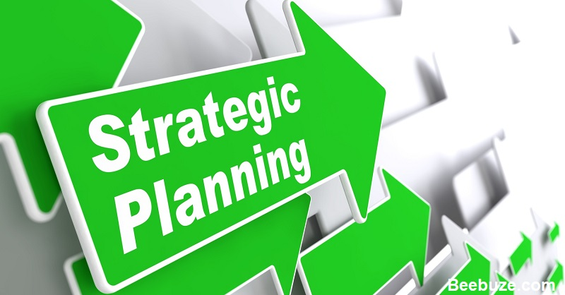 The importance of strategic planning for startups
