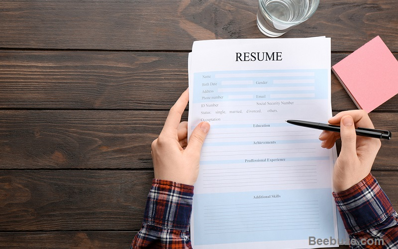 How to write a perfect CV