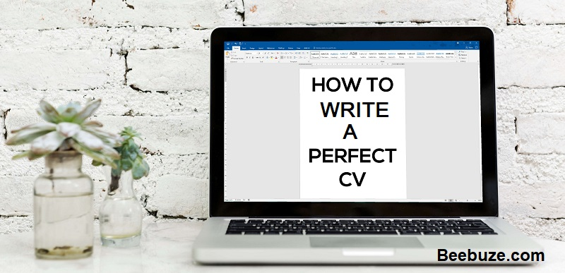 How to write a perfect CV for a dream job using these 5 tips