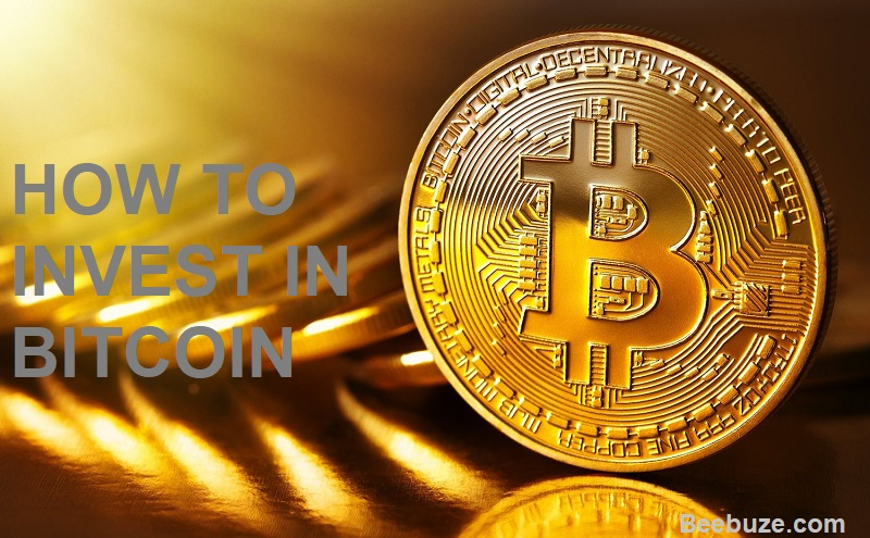 How to invest in Bitcoin for the beginners