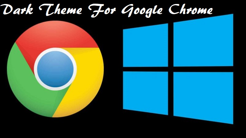 How to use the new dark theme for Chrome