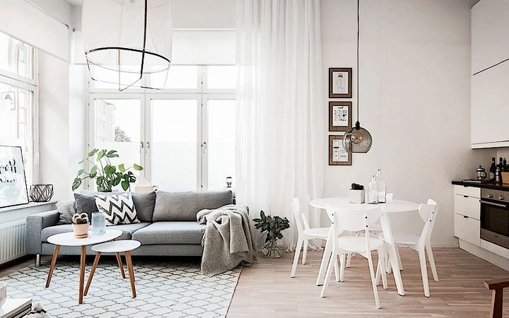 How to make a room look bigger with lighting tricks