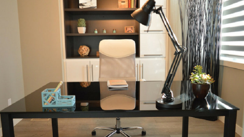 Decking Out Your Home Office