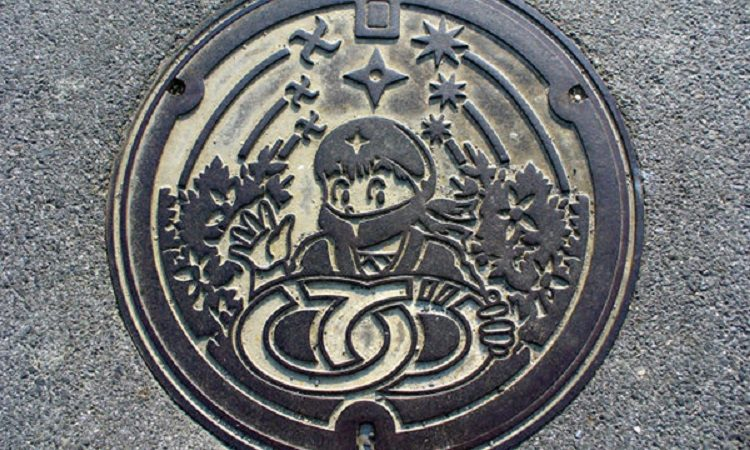 Drainspotting: The Hobby of Loving Manhole Covers