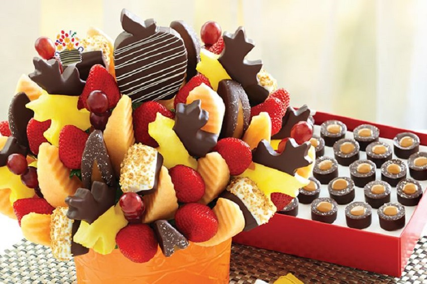 Edible Gift Bouquets