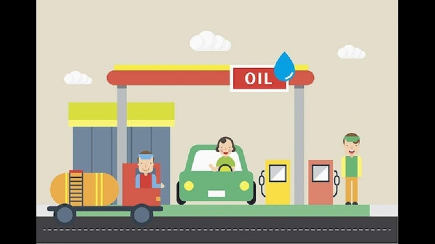 Relaunching a Gas Station