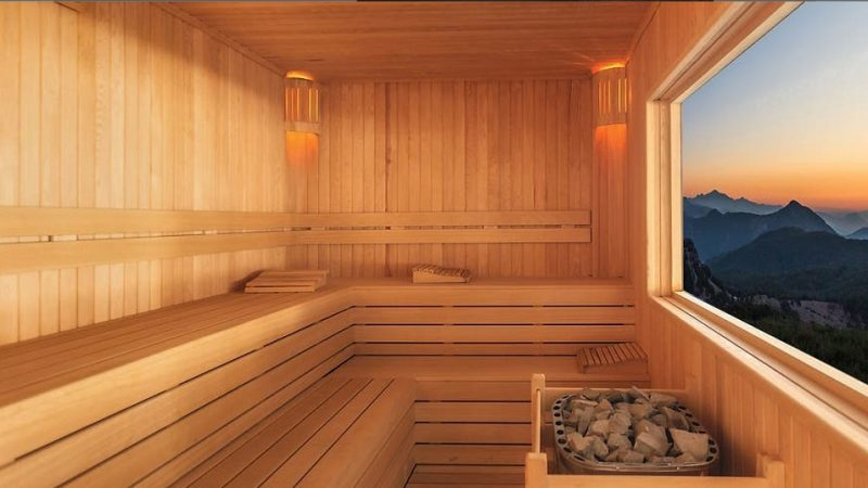 Health benefits of the sauna