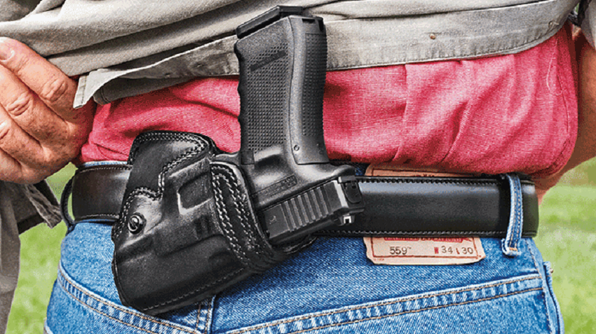 Options for Carrying a Concealed Firearm